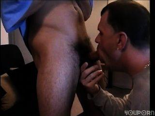 Horny Straight Guy Gets Sucked