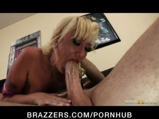Sexy Blonde Milf Alana Evans Gets Revenge On Her Cheating Husband