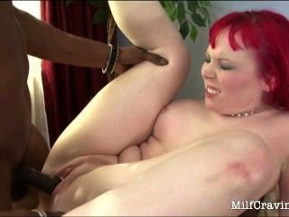 Naughty Milf Gets Her Pierced Pussy Fucked