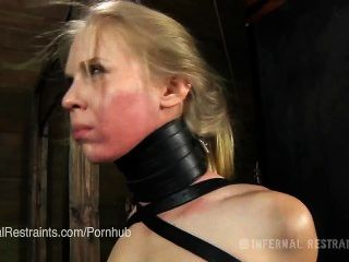 Sarah Jane Ceylon Gets Trained As A Bondage Slave