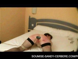 Sandy Libertine Soumise Bondage Et Fist