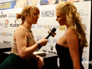 Pornhubtv Phoenix Marie Interview At 2013 Avn Awards