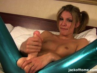 Jerk Off Instructions With Lola
