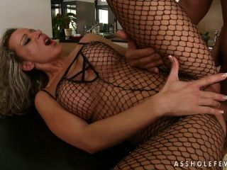 Annas tight pussy pounded in doggystyle 8