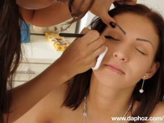 Romanian Girl Nude Selena Interview And Hot Scenes From The Erotic Makeover