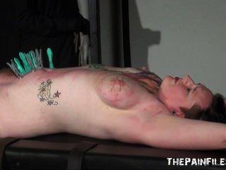Amateur Slaves Intense Torture And Hardcore Bbw Bdsm Of Stretched Bondage