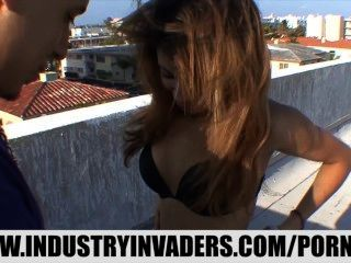 Veronica Rodrigues Best Scene Ever Public Sex Miami Beach