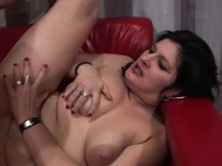 Fake agent euro chick loves giving tit wank and blowjob 10