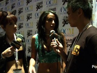 Pornhubtv Layla Sin Interview At 2014 Avn Awards