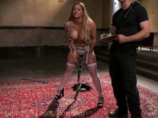 Milf Slave Training Day One