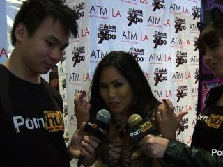 Pornhubtv Jessica Bangkok Interview At 2014 Avn Awards