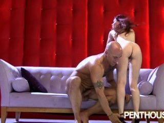 Penthouse - Marie Mccray Loves Big Cock