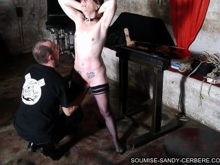French Bdsm Fisting Slave