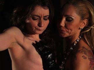 Lesbian Bdsm In Slow Motion