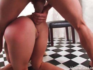 Victoria White Gets Fucked Hard