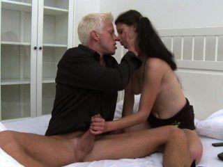 Brunette Teen Fucks Dick Like No Tomorrow