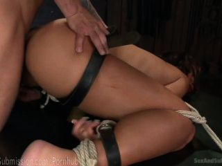 Dominating Teanna Trump