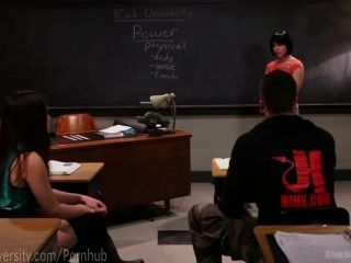 An Education In Dominance