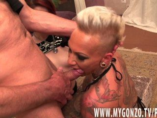German Kitty Core And Dieter Von Stein Fuck That Redhead Teeny Slut Hard