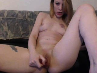 Pink Glass Tou Squirt Show