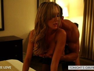 Beauty Gf Brandi Love Gets Nailed