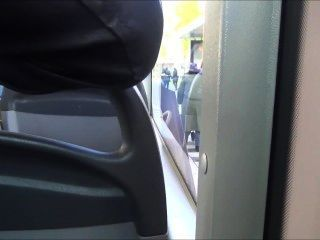 Lena-loch - Megakrank!! Public Fick Im Linienbus+cumshot 14.11.13