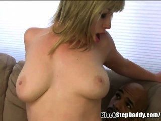 Phatass White Whore Gets Creampied By Bbc