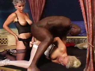 Black Dick + Strap On
