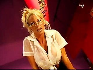 Milf Teacher Will Give You A Hard Lesson