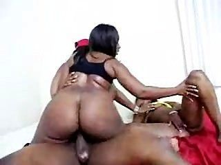 Big Booty Bitches All Stars Cherokee D And Skyy Black