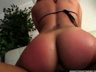Young Slut Jasmine Byrne Gets A Double Dose Of Black Cock