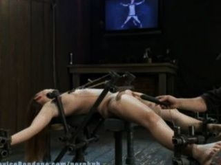 Women spread eagle bondage