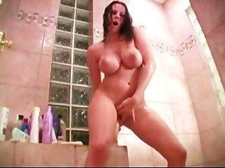 Gianna Dildo Shower