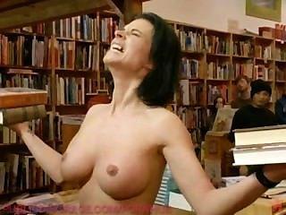 Bookstore Banging