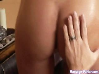 Alexis Grace Takes A Load Of Cum In Her Mouth