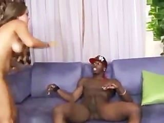 19 Old Years Katie Cummings Loves Black Sausage In Her Pussy