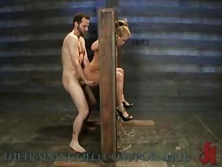 Slut tortured mature