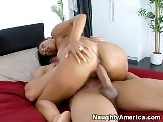 image Exotic wife naomi shah takes a cock in her mature twat