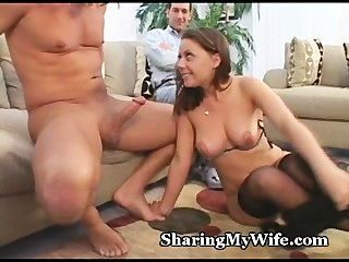 Naughtiness Cums Out Of Wifey