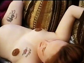 Pregnant Babe Takes Black Cock_in Ass