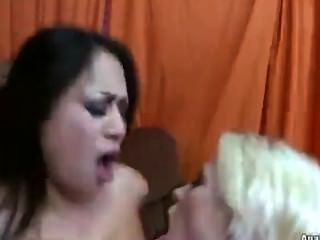 Eating Anal Creampie 6