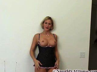 Desirae From Naughty Home Fucks Virgin 25
