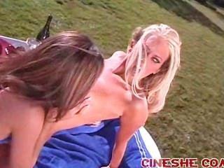 Cock just jenna jameson lesbian make out
