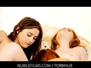 Nubile Films - The Pillow Fight