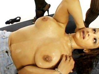 Lesbian Bukkake 7 Leah Lexington