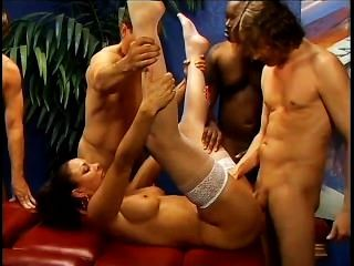 Cream Pie Cougars - Scene 1