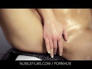Busty hottie pavla masturbates in the shower 2
