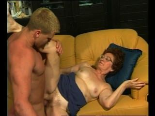 Muscle Granny Videos 13