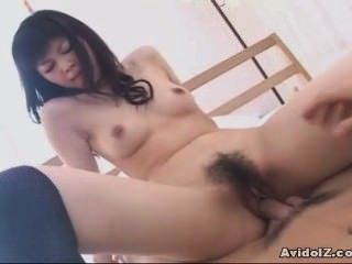 Japanese Teen Fucked Hard From Behind (uncensored)