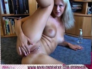 Mein Extremer Squirt Orgasmus!
